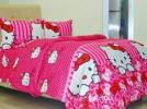 HELLO KITTY DOTTY PINK